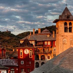 Дело монастыря Ватопед: историческая справка