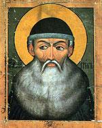 Максим Грек, ватопедский монах, русский святой, боле тридцати лет проведший в заключении