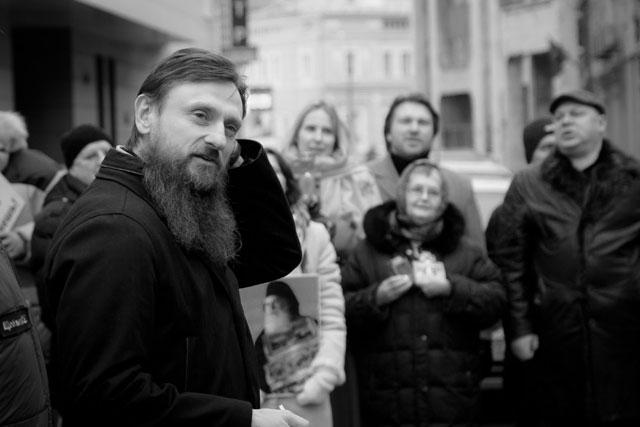 Сергей Рудов о скандале в Греции, о Святой горе Афон, о Ватопедском монастыре и его настоятеле отце Ефреме