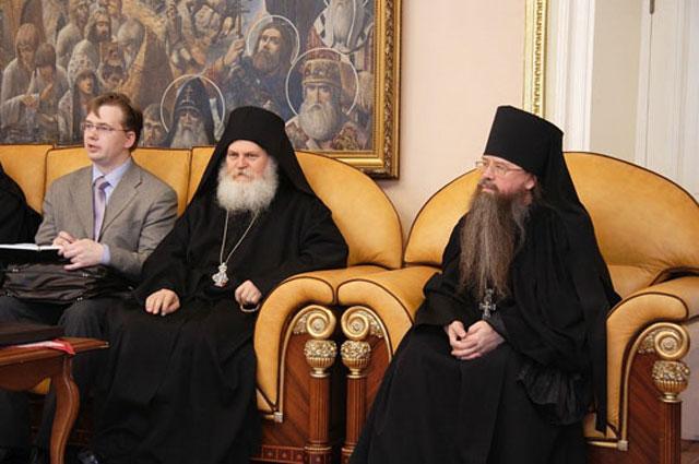 геронда Ефрем, Ватопедский монастырь