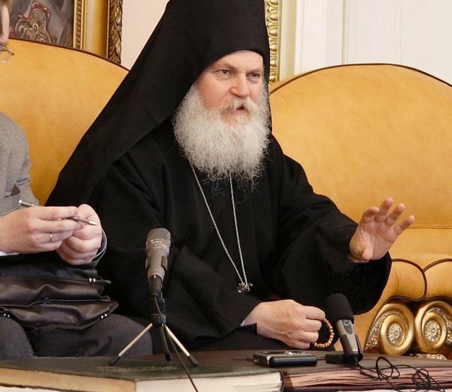 вопросы к старцу Ефрему, Ватопедский монастырь на Святом Афоне