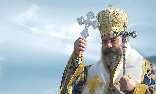интервью о Ватопеде и положении церкви в Греции