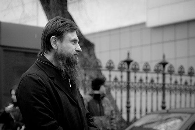 Сергей Рудов, интервью о старце Ефреме