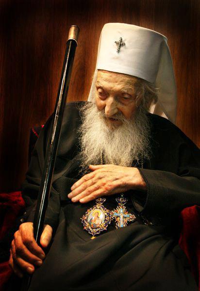 Святейший Патриарх Павел, Предстоятель Сербской Православной церкви