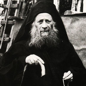 Иосиф Исихаст. несколько слов о великом старце