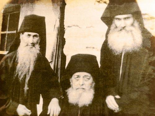 Иосиф Исихаст и Ефрем Филофейский