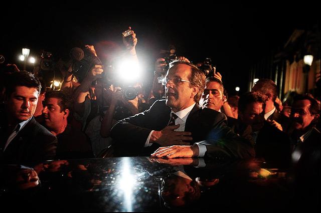 выборы в греции, победа новой демократии