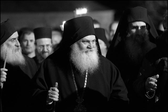 отец Ефрем настоятель Ватопедского монастыря