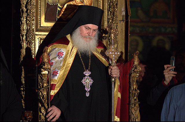 архимандрит Ефрем, игумен Ватопедского монастыря