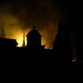 Пожар и чудеса на Святой горе