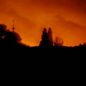 Лесные пожары в Греции дошли до Святого Афона