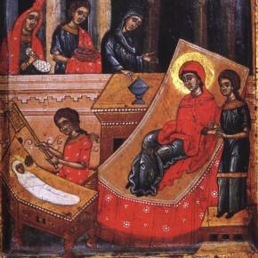 С праздником! С Рождеством Пресвятой Богородицы!