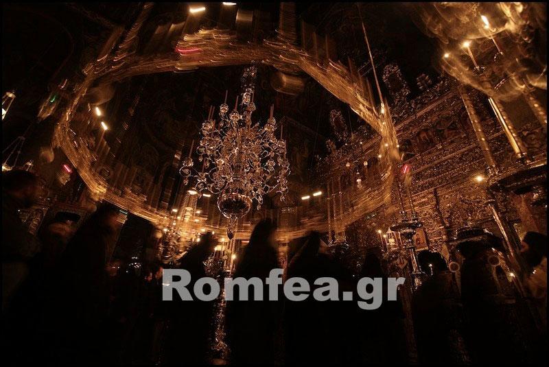 Как празднуют Рождество монахи на Афоне