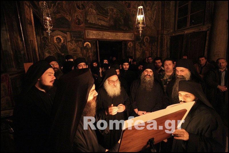 Как празднуют Рождество Христово на Афоне