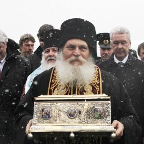 Пояс Пресвятой Богородицы в России