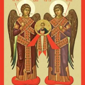 Предстательством Архистратига Михаила да спасем души наших родных...
