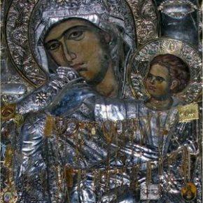 В Слуцк со Святой Горы Афон будет доставлен список чудотворной иконы Божией Матери «Отрада и Утешение»