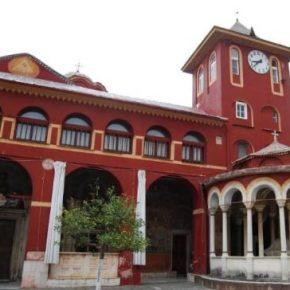 Благовещенский собор монастыря ВАТОПЕД