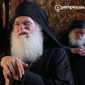 АФОНСКИЕ НОВОСТИ.  Память преподобных отцов в обители Ватопедской просиявших почтили в афонском монастыре Ватопед