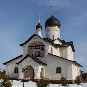 Престол во имя святителя ГРИГОРИЯ ПАЛАМЫ в России
