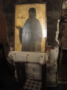 Преподобный Максим Грек. Греческая икона